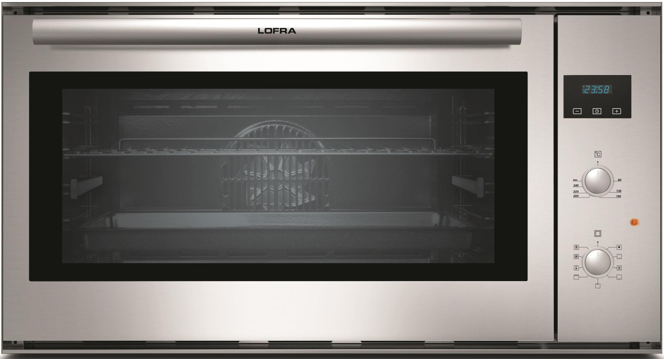 Lofra 930 Fys99ee Multifunktion Einbau Backofen 90 Cm Breit