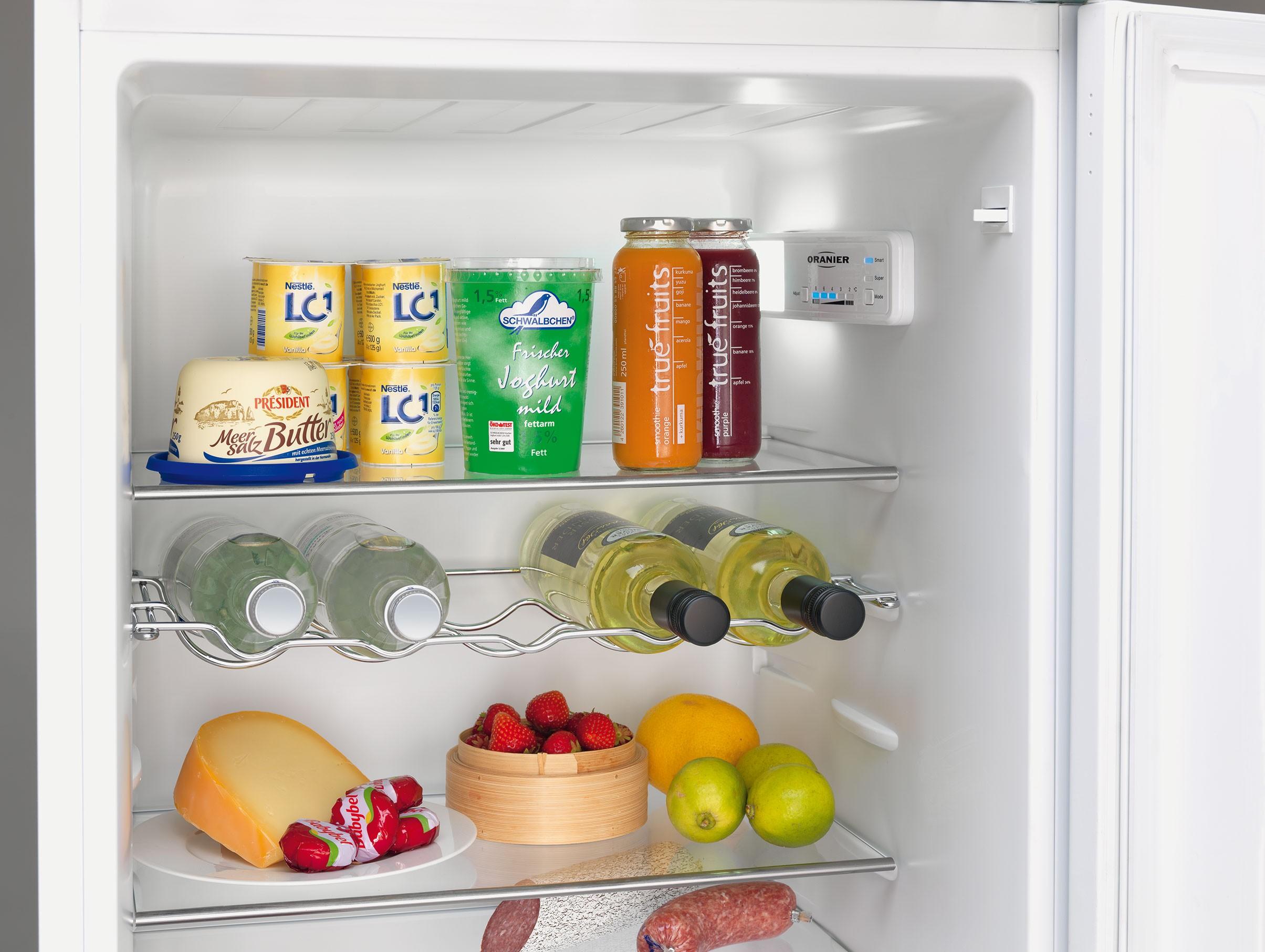 Kühlschrank Kombi : Oranier u einbau kühlschrank mit gefrierfach eks u a neusstec
