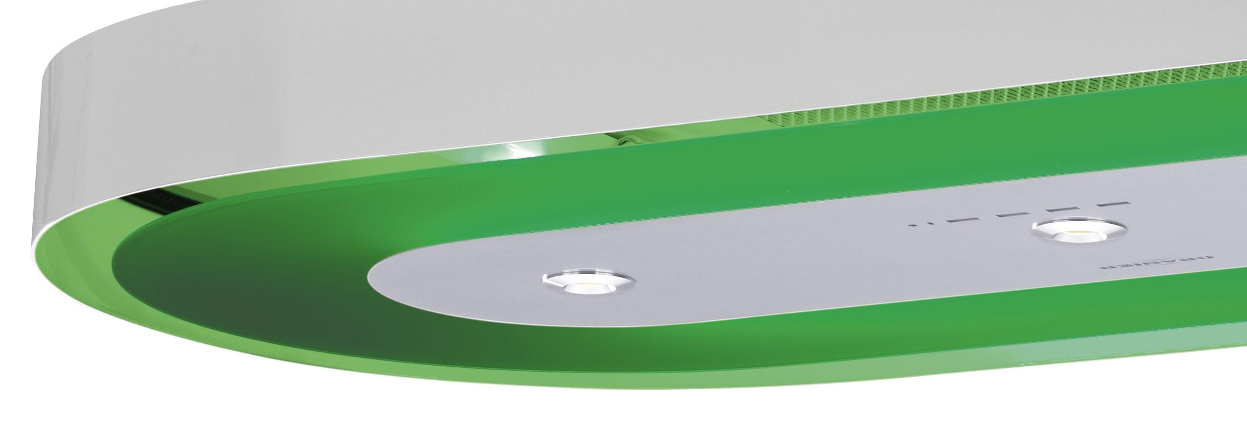 Oranier deckenhaube santina integriertes ambiente for Deckenhaube