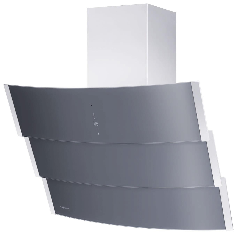 oranier 705 kopffrei wandhaube livario g graphitgrau 60cm breit neusstec. Black Bedroom Furniture Sets. Home Design Ideas