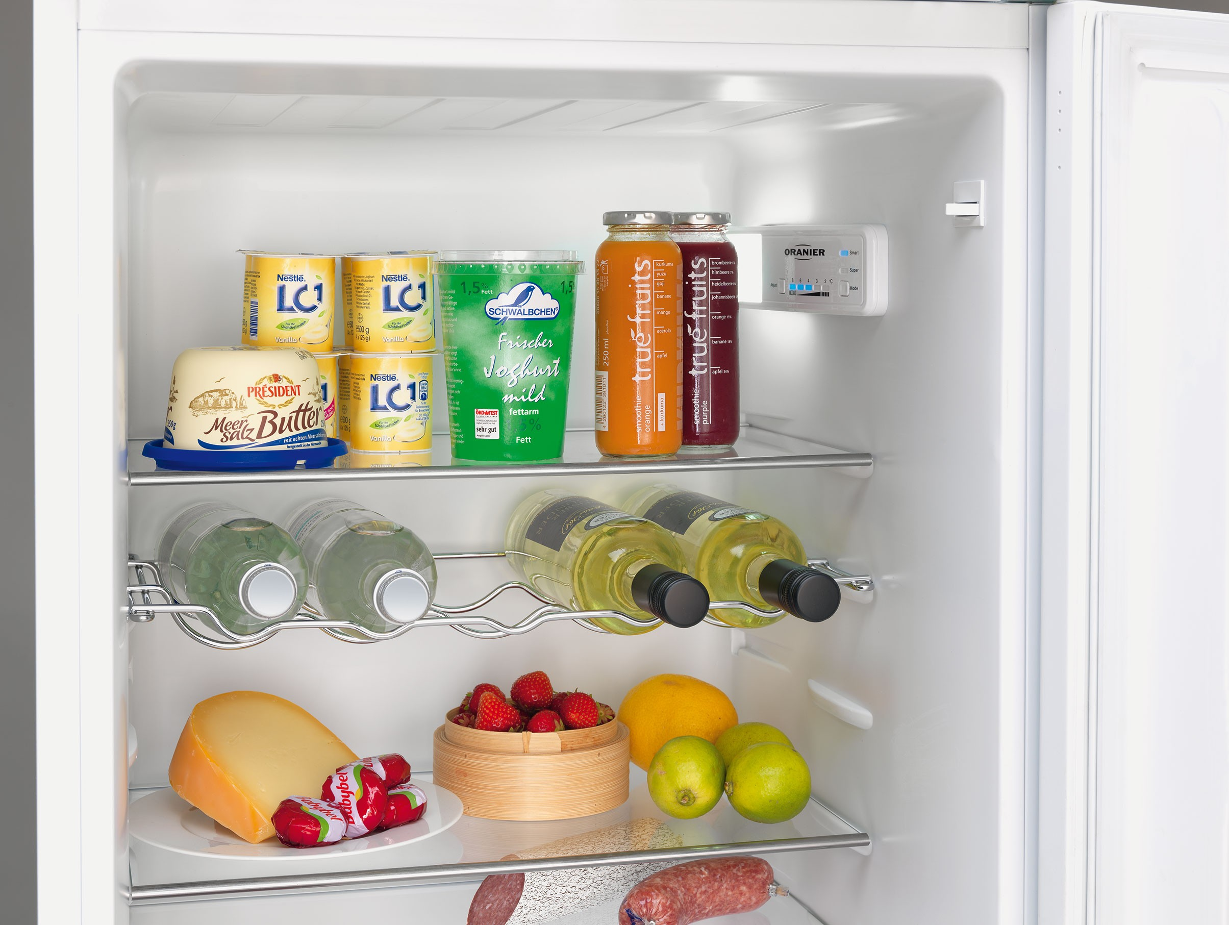 Retro Kühlschrank Oranier : Oranier u einbau vollraumkühler eks u a u neusstec