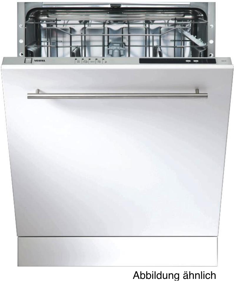 Vestel Ves42106 399 Vollintegrierter Geschirrspuler Mit Led