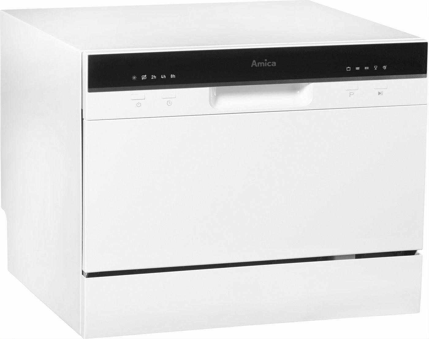 A Standgerät A+ 49 dB 550 mm AMICA GSP 14559 W Geschirrspüler